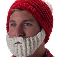 Santa Beardo Beard Hat Set