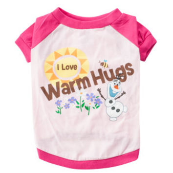 "Disney® Olaf ""I Love Warm Hugs"" Tee"