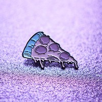 Pastel Pizza Pin