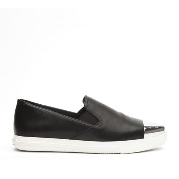 BCBGeneration NOMAD SNEAKER LOAFER - BLACK