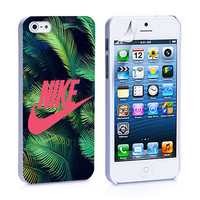 Nike sign tropical iPhone 4s iPhone 5 iPhone 5s iPhone 6 case, Galaxy S3 Galaxy S4 Galaxy S5 Note 3 Note 4 case, iPod 4 5 Case