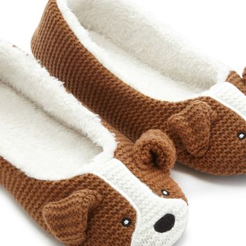 Dog House Slippers
