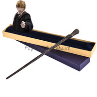 Metal Core Ron Weasley Magic Wand/ Harry Potter Magical Wands/Quality Gift Box Packing