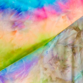 PRE-ORDER: Build Your Own Set - Tie Dye Stretch Fabric