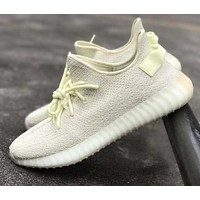 BC DCCK Adidas Yeezy Boost Kanye West 350 V2 Ice F36980 (NOW Butter) 2018 PRE ORDER