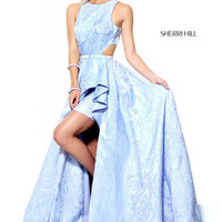 Sherri Hill - 50896 - Prom Dress - Prom Gown - 50896