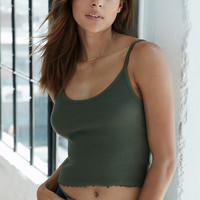 PS Basics by Pacsun Girlish Tank Top at PacSun.com