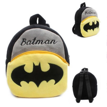 New-Baby-Toddler-Kids-Child-Mini-Cartoon-Animal-Backpack-Schoolbag-Shoulder-Bag (Color: Yellow) = 1927914436