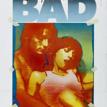 Bad Andy Warhol Movie Poster 11x17 Mini Poster