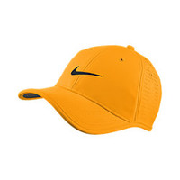 The Nike Ultralight Tour Perforated Adjustable Golf Hat.