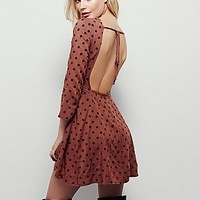 Christy Dawn Womens Fox Dress