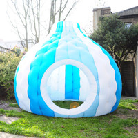The Onion Inflatable Pod
