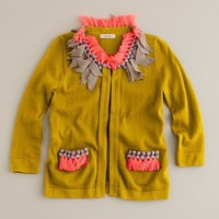 Girls' hollyrock cardigan