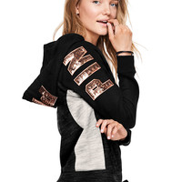 Bling Perfect Pullover - PINK - Victoria's Secret