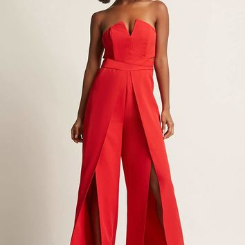 Sweetheart Tube Jumpsuit
