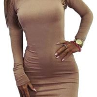 New hot mini dress for that night out.