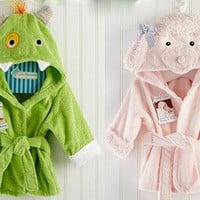 Newborn Animal Bathrobes
