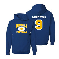 Riverdale High School Andrews 9 Hooded Sweatshirt