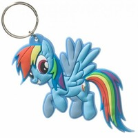 My Little Pony Rainbow Dash Key Chain - My Little Pony - | TV Store Online