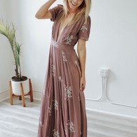 Love at Last Maxi Dress