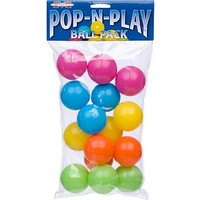 Marshall Pet Products Extra Ball Pack for Pop-N-Play Ferret Ball Pit Toy