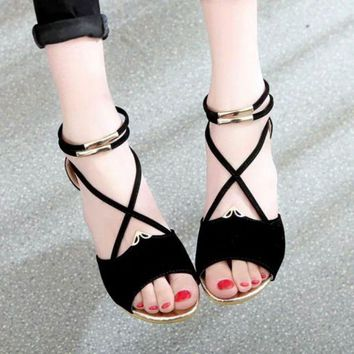 Ready Stock 1 Day Ship Casual Women Lady Shoes (BLACK)