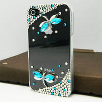 iphone case  iPhone 4 case iPhone 5 case iPhone cover Dragonfly case