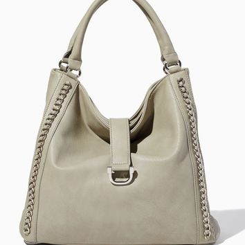 Twin Chains Hobo | Fashion Handbags & Purses | charming charlie