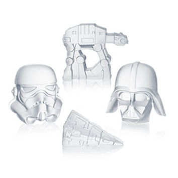 Star Wars Ice Cube Trays