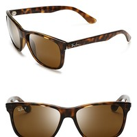 Ray-Ban Polarized Basic Wayfarer Sunglasses