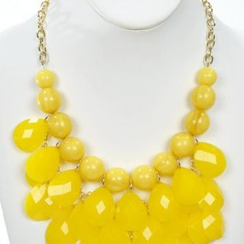 I Adorn You in Yellow - Jewelry