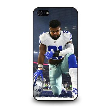 EZEKIEL ELLIOTT COWBOYS iPhone 5 / 5S / SE Case Cover