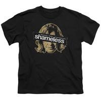 SHAMELESS/FRANK COVER UP - S/S YOUTH 18/1 - BLACK -