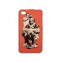 Funny Chewbacca Star Wars Cute Phone Case iPhone Hot Wookie Fun Hair Cut