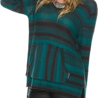 BILLABONG CHANGE IT UP HOOD SWEATER