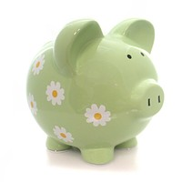Bank Daisy Piggy Bank Bank