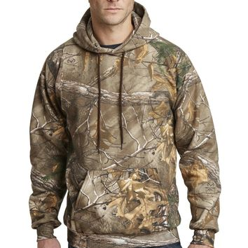 Russell Outdoors- Realtree Pullover Hooded Sweatshirt. S459R