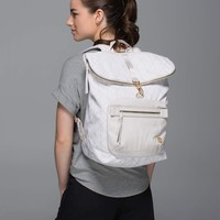 Kickin' It Backpack *Cotton