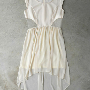 Ivory Aspirations Dress [5979] - $29.40 : Feminine, Bohemian, & Vintage Inspired Clothing at Affordable Prices, deloom