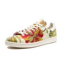 PHARRELL X ADIDAS ORIGINALS STAN SMITH JACQUARD - EGGSHELL | Undefeated