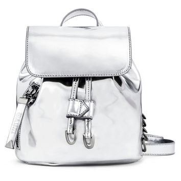 Eddie Borgo for Target Mini Backpack - Silver Mirror