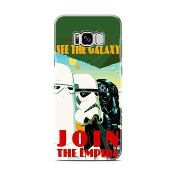 Star Wars Stormtroopers Quote Samsung Galaxy S8 | Galaxy S8 Plus case