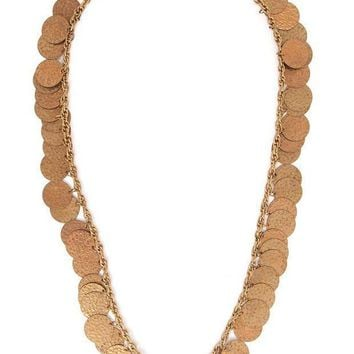 Yves Saint Laurent Vintage Gipsy Sautoir Necklace