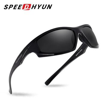 SPEEDHYUN Men's Sunglasses High Quality Polarized UV400 Driving Male Sun Glasses For Men Women Eyewear Oculos Gafas S726