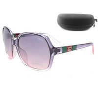 GUCCI Women Fashion Popular Summer Style Sun Shades Eyeglasses Glasses Sunglasses