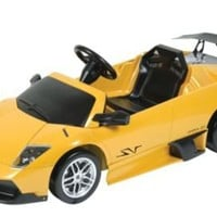 One Kings Lane - Outdoor Play - Lamborghini Murcielago Kids Car