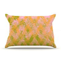 """Marianna Tankelevich """"Fuzzy Feeling"""" Pillow Case"""