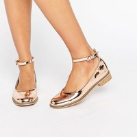 ASOS MINTED Flat Shoes at asos.com