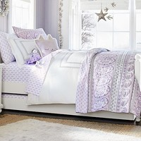 Keira Paisley Quilted Bedding