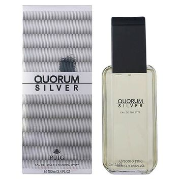 Men's Perfume Silver Quorum Quorum EDT